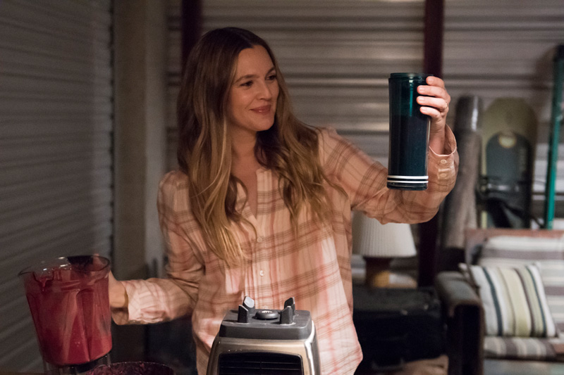 Drew Barrymore in Santa Clarita Diet