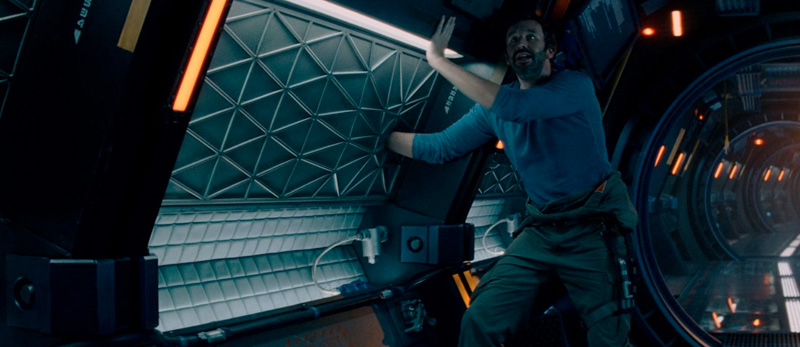 Chris O'Dowd in The Cloverfield Paradox